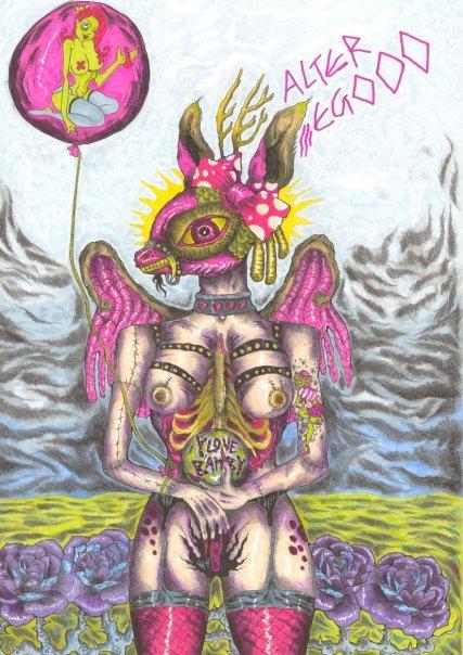pelin - alter ego 2009