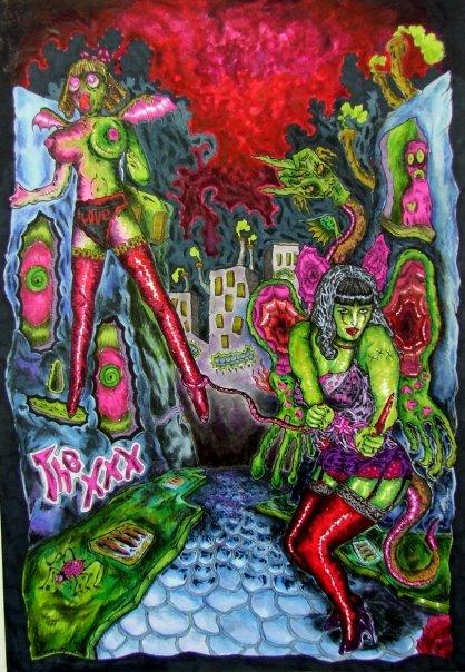 pelin - the xxx 2009
